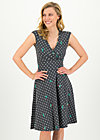 ohlala tralala robe, melodie amour, Dresses, Black