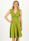 Summer Dress ohlala tralala, strawberry soucre, Dresses, Green