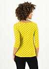 so long coco shirt, promenade walk, Shirts, Yellow