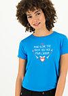 T-Shirt tic tac, simply blue, Shirts, Blue
