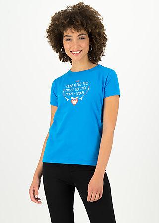 tic tac tee, simply blue, Shirts, Blue