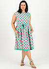 tres chic chansonnette robe, la tendresse, Dresses, Green