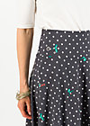 vive l'amour skirt, melodie amour, Skirts, Black