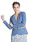 kurperle jacket, beautysecret blue, Blau