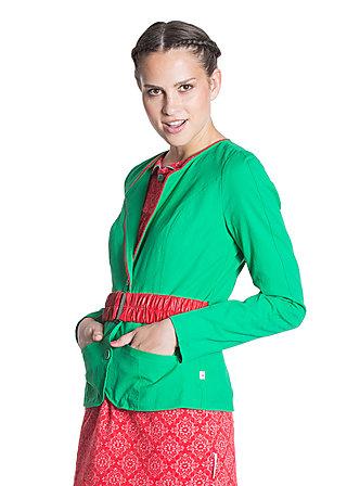 kurperle jacket, spring promenade, Grün