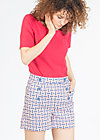 bonny beinschick shorts, fishermans daughter, Hosen, Blau