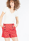 bonny beinschick shorts, lovely ladybug, Shorts, Rot