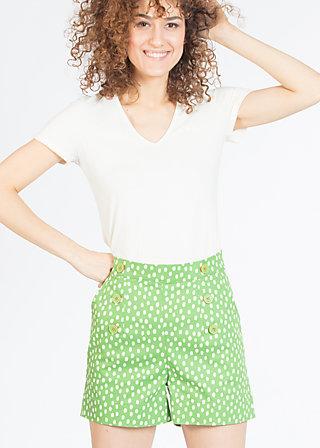 bonny beinschick shorts, fresh lot dots, Trousers, Grün