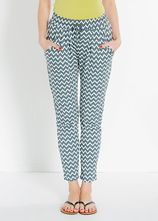 central park picnic pants, cloudy sunday, Hosen, Blau