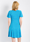 empire princess dress, wallflower street, Kleider, Blau