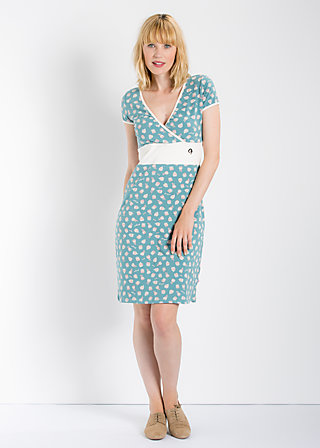 holly golly dress, creamy dreamcake, Kleider, Blau