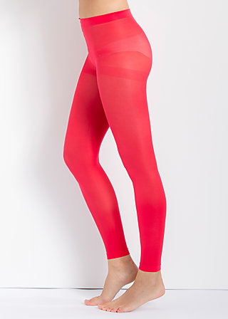mild leggings, hot tomato, Strumpfhosen, Rot