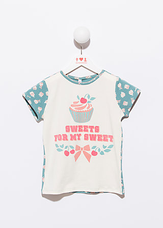 new york cheesecake princess, vanilla cup cake, Shirts, Weiß