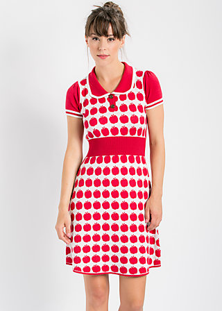 sweet success dress, audrey apple, Kleider, Rot