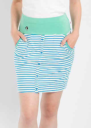wallstreet wonder skirtlet, highlines, Skirts, Blau