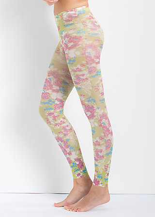 wild leggings, hamptons like, Strumpfhosen, Gelb