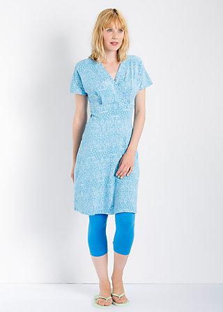 yunioshi robe, blue sky manhattan, Kleider, Blau
