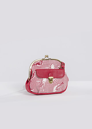 konstantinopel clipper, fly birdy stripe, Handbags, Rot