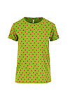 T-Shirt chanson d amour, strawberry soucre, Shirts, Green