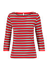 harbour d'amour shirt, les stripes, Shirts, Rot