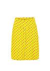 la vie est belle, promenade walk, Skirts, Yellow
