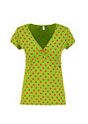 mon coeur, strawberry soucre, Shirts, Green