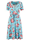 ode to grace robe, les roses, Dresses, Blue