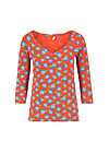 so long coco shirt, le blue belle, Shirts, Red
