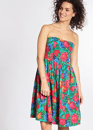 fun in acapulco robe, frida flores, Woven Dresses, Türkis