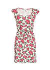 hooponopono peace dress, holy rose, Jerseykleider, Weiß