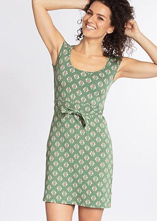 hooponopono peace dress, pinepink pineapple, Jersey Dresses, Grün