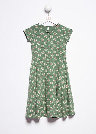 liesels lieblings dress, pinepink pineapple, Kleider, Grün