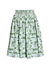 lovely hula hips skirt , hippie hawaii ho, Webröcke, Blau