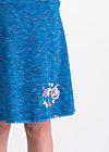 maka shaka skirt, mokulele melange, Röcke, Blau