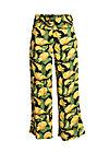 maui flatter pants, bold banana, Stoffhosen, Schwarz