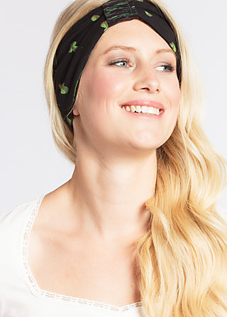 shake your hair band, cute cactus, Haarbänder, Schwarz