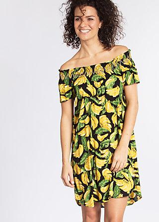 waikiki tuniki, bold banana, Tunics, Schwarz