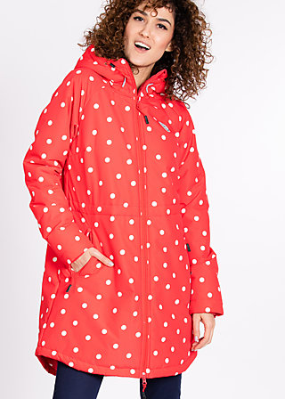 fabulous treasures parka, red riding hood, Jacken, Rot