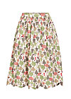 heavens bells skirt, forest to hide, Woven Skirts, Beige