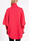 little red riding cape , richness red, Pullover, Rot