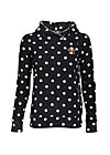 queen drosselbart hoody, princess play, Fleecepullover, Schwarz