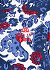 queen drosselbart hoody, royal rug, Fleece jumpers, Blau