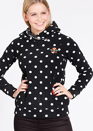 queen drosselbart hoody, princess play, Jacken, Schwarz