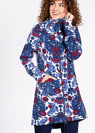rumpels stilze Coat, royal rug, Fleece Jackets, Blau