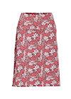 sieben zwerge skirt , petite pot floree, Jerseyröcke, Rot