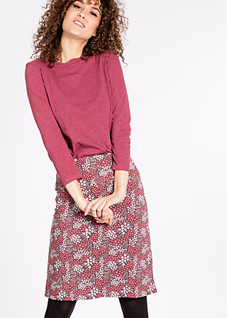 sieben zwerge skirt , petite pot floree, Skirts, Rot