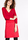 tale of a girl skirt  , richness red, Jerseyröcke, Rot