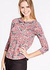 tanz im glück shirt, sweden saga, Shirts, Rot
