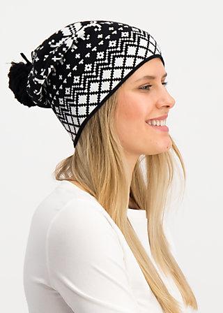 baltic bommel bonnet, norwegian stellar, Accessoires, Schwarz