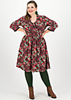 crowned heart dress, scottish taste, Kleider, Rot